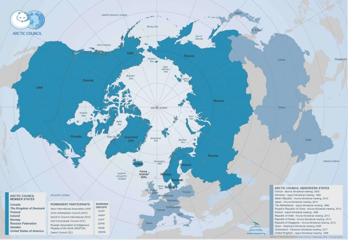 The Review of Arctic Policy of Finland in 2010s
