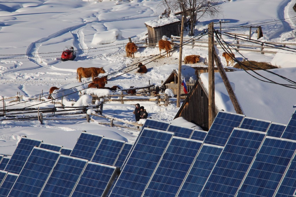 Problems of Energy Supply in the Arctic Regions (en)